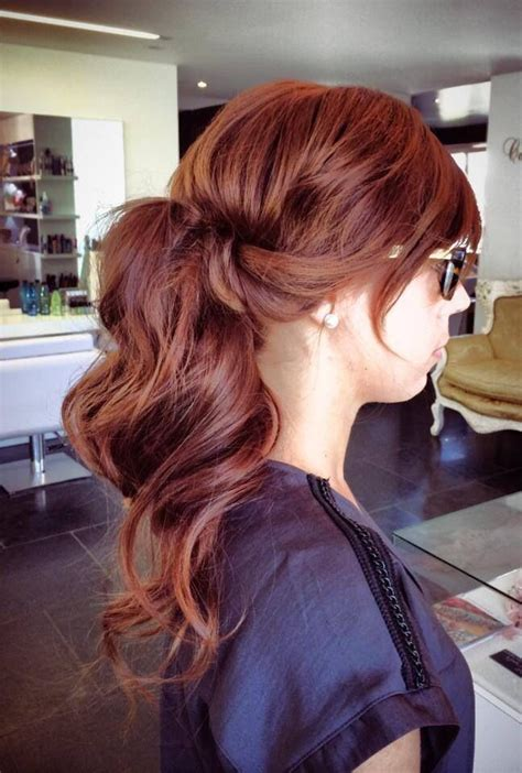 hairstyles with brown copper light brown stripes 25 best ideas about light burgundy hair on pinterest
