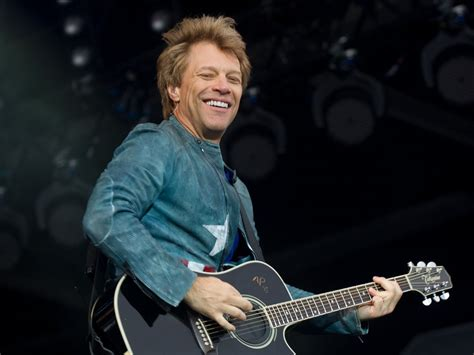 Bon Jovi 34 50 best selling artists of all time business insider