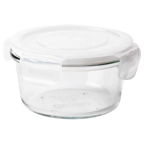 ikea vorratsdosen glas ikea vorratsdose f 214 rtrolig glas feuerfest 4 gr 246 223 en ebay
