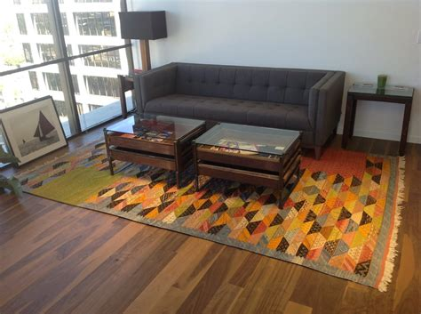 Rugs For Office by Modern Office Setting With Mid Century Kilim Yelp