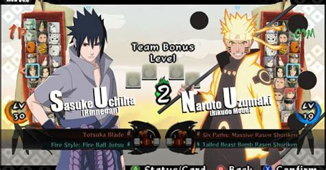 mod game naruto ultimate ninja impact download naruto ultimate ninja impact mod ninja storm 4 v4