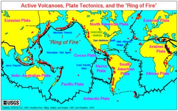 lists of volcanoes