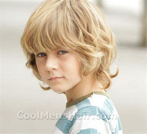 little boys shaggy sherwin haircuts ty simpkins blonde shaggy hairstyle cool men s hair