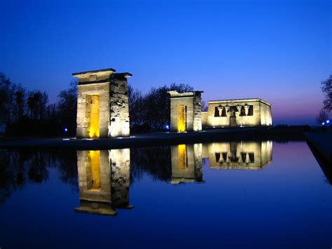 temple of debod madrid spain templo de debod madrid spain atlas obscura
