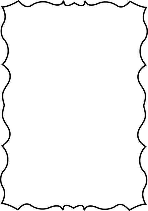 clipart borders black and white borders and frames clip 101 clip