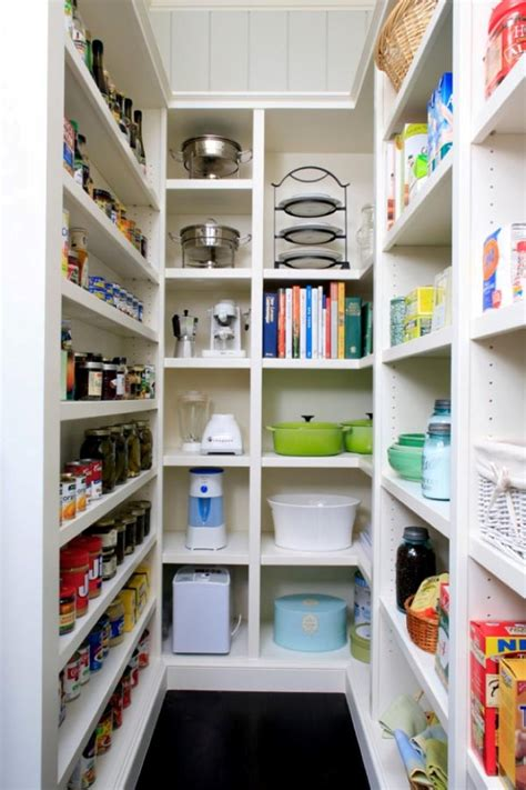 Small Space Pantry 15 Kitchen Pantry Ideas With Form And Function