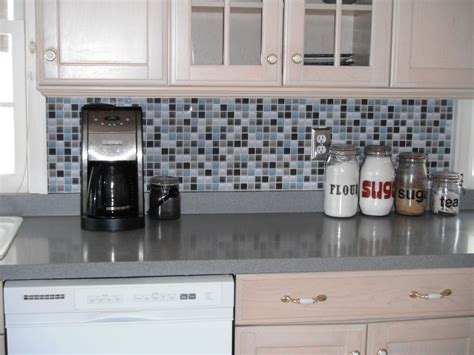 hometalk kitchen backsplash it s not tile it s a decal