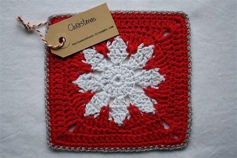 pattern for snowflake granny square snowflake granny square pattern crochet motifs pinterest