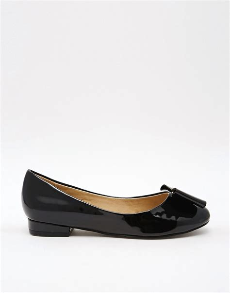 aldo shoes flats aldo aldo jermia black bow ballet flats at asos