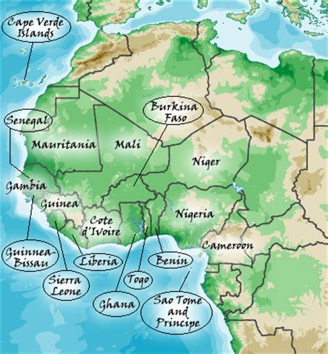 5 themes of geography niger african muslims in slavery part 2 the word collector 2