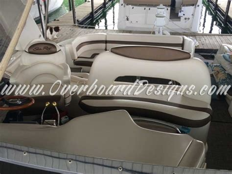 boat upholstery kits sea ray overboard designs marine upholstery canvas and more for