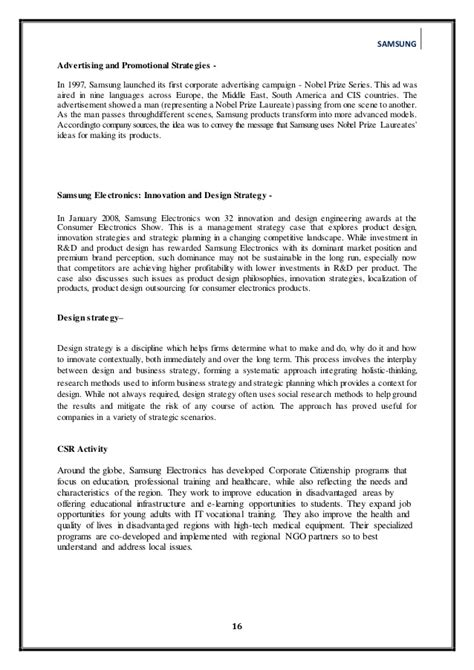 research paper on samsung buy research papers cheap manufacturing strategy of