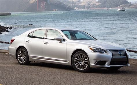 lexus ls 2016 2016 lexus ls 460 performance review the car connection