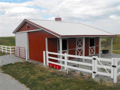 Equestrian Buildings and Beautiful Colorado Horse Barns