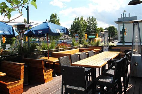 best rooftop patios in vancouver