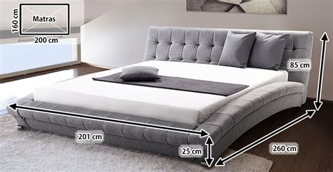 schlaf bett günstig kaufen stoff bett stoffbett grau mit lattenrost lattenrahmen