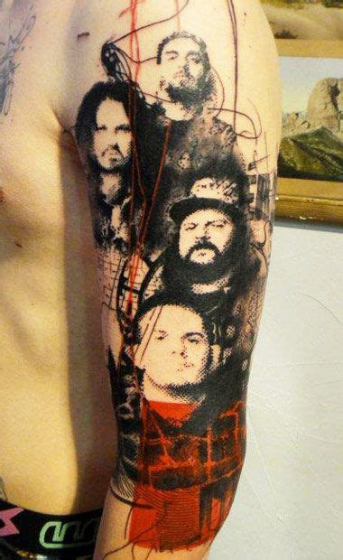 pantera tattoo 27 best pantera fan tattoos nsf