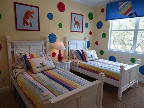 curious george bedroom curious george room kid s rooms pinterest