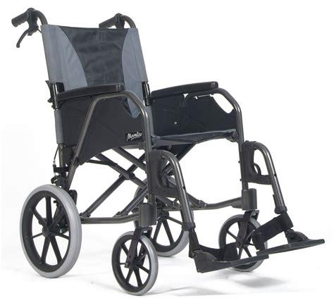 wheel chair breezy moonlite portable wheelchair