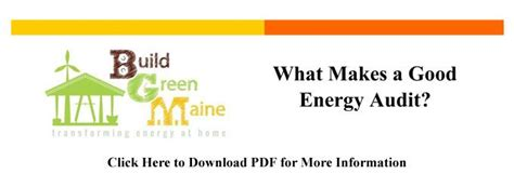 what makes a good home build green maine transforming energy at home