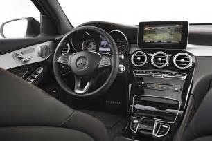 Mercedes Amg Interior 2017 Mercedes Amg Glc43 Test Review The Best Gets