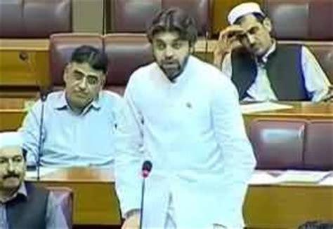 ali muhammad khan pti biography pti mna engineer ali muhammad khan speech in national