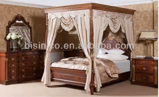 18th century style bedroom set luxury four