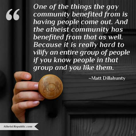 How To Help Someone Come Out Of The Closet coming out as atheist help destigmatize atheism