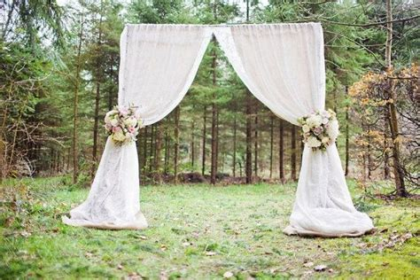 wedding curtains 12 ideas for the best outdoor wedding