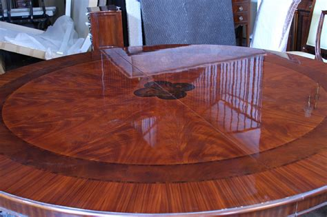 extra large round dining room tables extra large round dining table circa 111 extra large