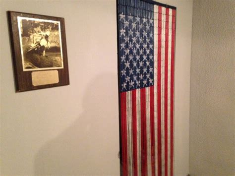 Painted Bamboo Curtains American Flag Curtain Painted Bamboo Shopwildthings