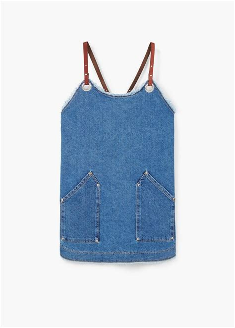 Patched Denim Dress Mango 142 best mango images on dresses for