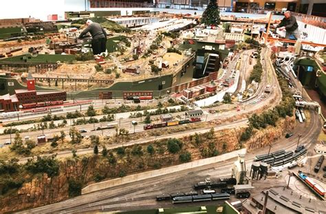 model train layout new jersey this amazing model train display will astound you