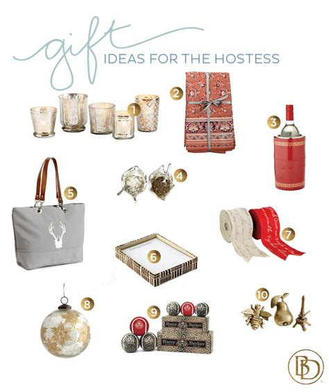 hostess gifts ideas 10 gift ideas for the hostess how to decorate