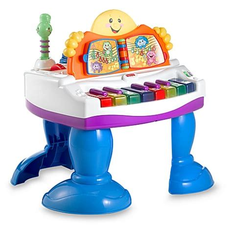 fisher price 174 laugh learn baby grand piano buybuy baby