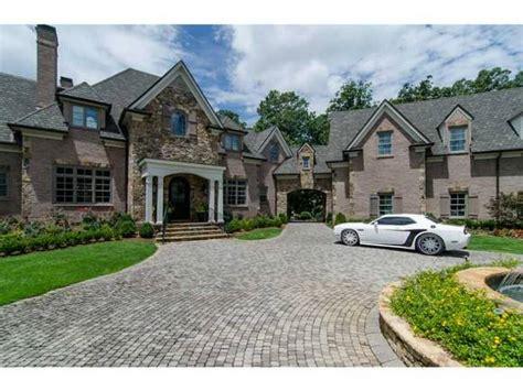 Atlanta House by Joe Johnson Selling Atlanta Mansion For 4 7million