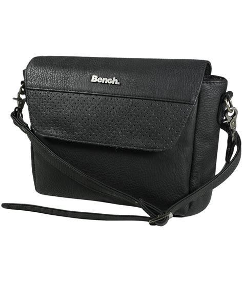 bench handbags bench hayne satchel bag in black lyst