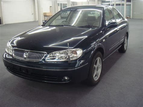 nissan 1800 number nissan bluebird sylphy 1800 2004 used for sale