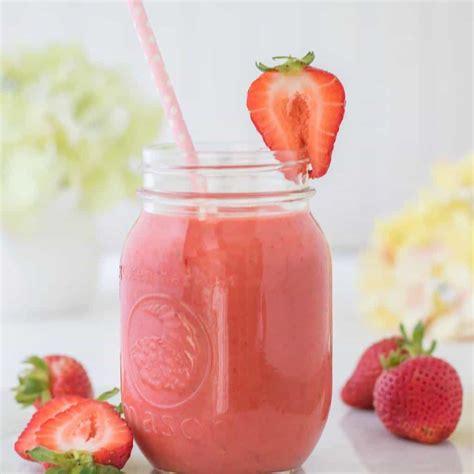 fruit smoothie tropical fruit smoothie a guilt free treat princess
