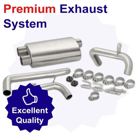 Toyota Corolla Verso Exhaust Toyota Corolla Verso Exhaust System Express Delivery On