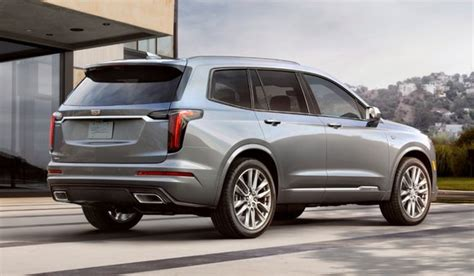 2020 cadillac xt6 mpg 2020 cadillac xt6 fuel economy is only 1 2 mpg worse than