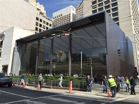 apple union square apple reveals new design for union square apple store with