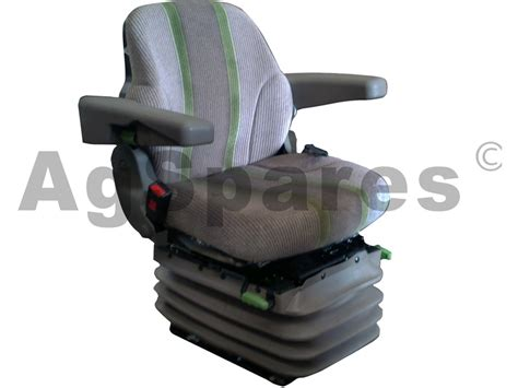 air ride tractor seat deere passenger seat e4827 new and second