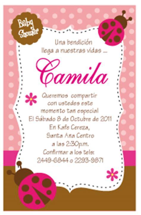 invitaciones para t de canastilla tarjetas para baby invitaciones para te de canastilla baby shower