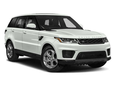 white range rover png new 2018 land rover range rover sport hse sport utility in