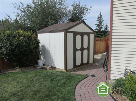 Garden Sheds Calgary by Calgary Shed Edmonton Shed Garden Sheds Wood Sheds