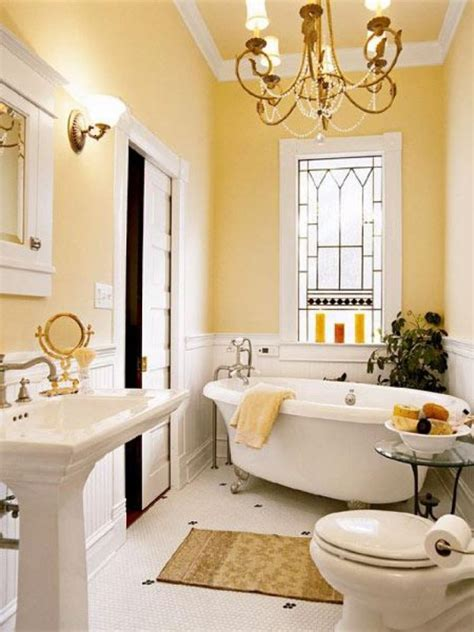 bathrooms with yellow walls 5 fresh clean and spring worthy bathroom colors