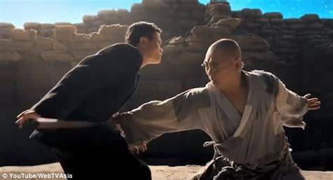 film baru jack ma alibaba s jack ma stars in a martial arts film with jet li