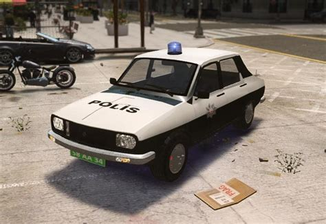 Rc Polis 155 Mg018b gta gaming archive