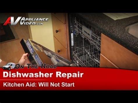 Kitchenaid Dishwasher Not Completing Cycle Kenmore Elite Dishwasher Blinking Light Board Fix